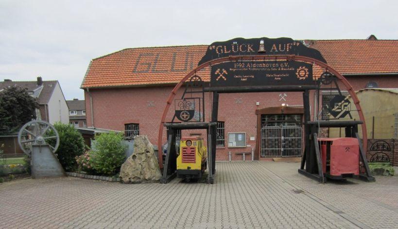 Bergmannshaus: Bergmännischer Traditionsverein Aldenhoven
